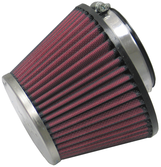 Rc Air Cleaner : Rc k n universal air filters clamp on