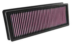 2013 BMW 640d Grand Coupe 3.0L Replacement Air Filter