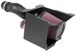 K&N Air Intake 63-1123 for the Yamaha YFZ450