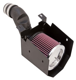 K&N Air Intake 63-1128 for the Suzuki LTR450 QuadRacer