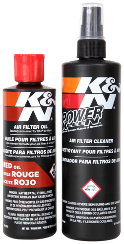 99-5050 Filter Care Service Kit - Squeeze Red