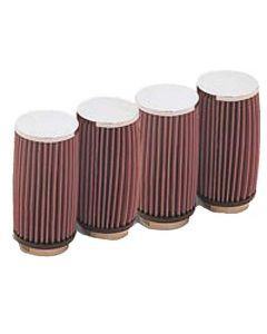 RD-1004 K&N Universal Clamp-On Air Filter