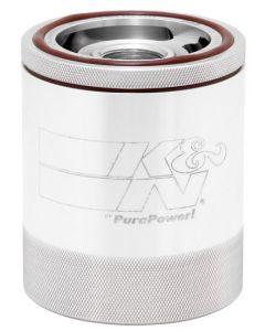 SS-1004 K&N Oil Filter; Billet