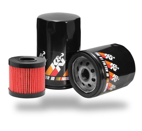 silver oil filters